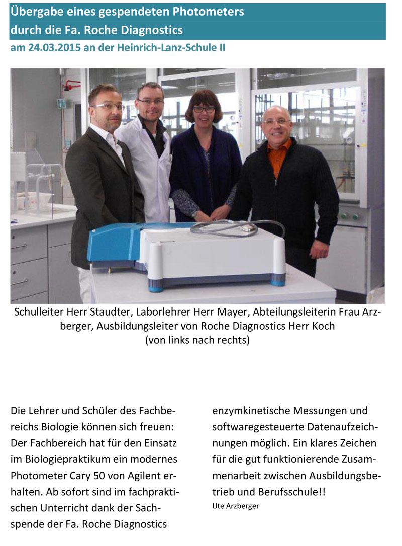 Übergabe-Gerät-Roche-März-2015