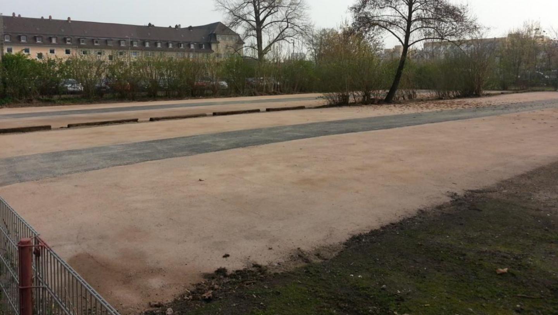 neuer-Schülerparkplatz