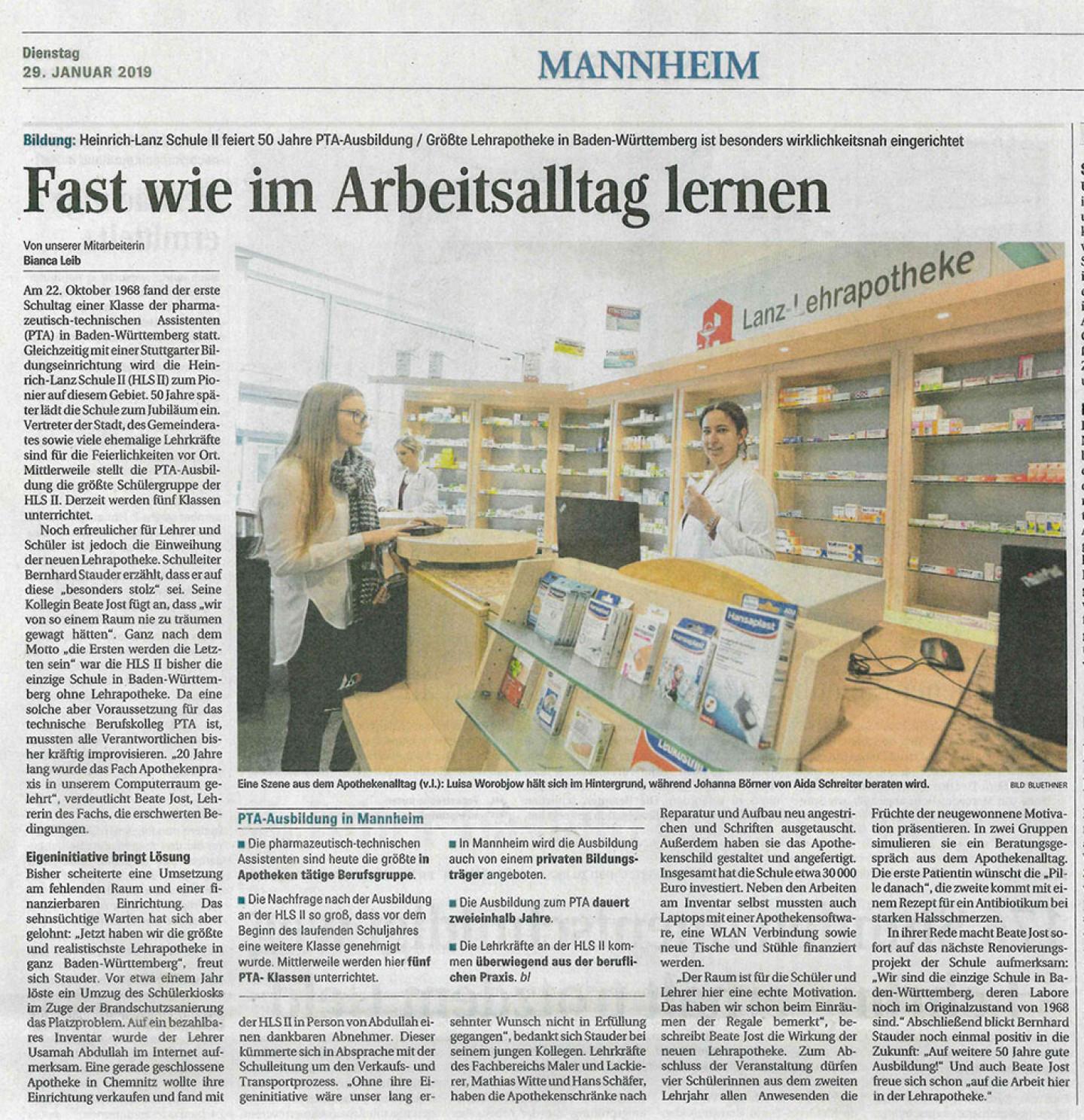 Bericht-im-MM-zur-Eröffnung-der-Lehrapotheke-an-der-HLS-II