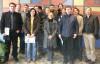 (Besuch einer Gruppe von Studenten der Universität Karlsruhe an